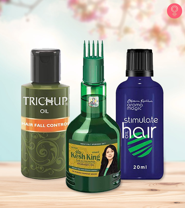 10 Best Hair Growth Oils To Buy In 2020