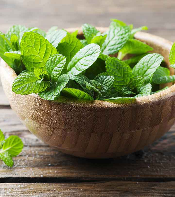 23 Amazing Benefits Of Peppermint Leaves For Skin Hair