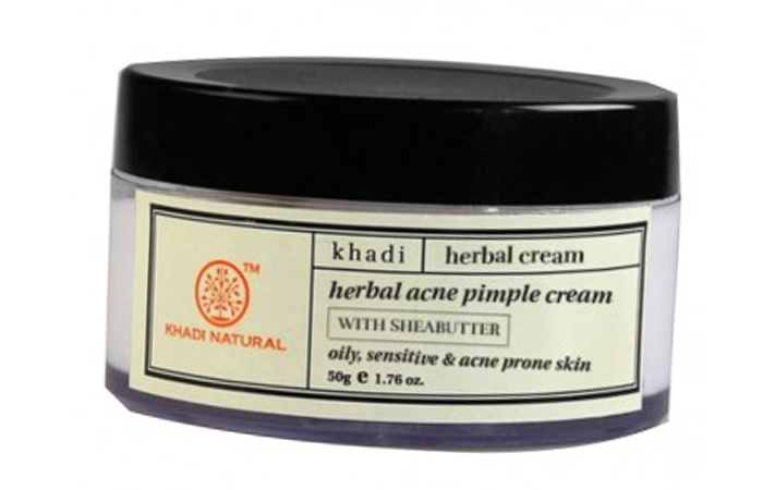 Acne And Pimple Creams - Khadi Herbal Acne Pimple Cream