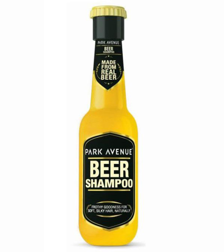 5 Best Beer Shampoos Available in India 2020