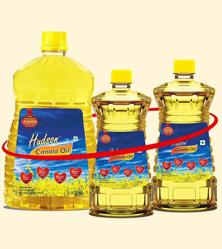 Best Canola Oil Brands Available In India