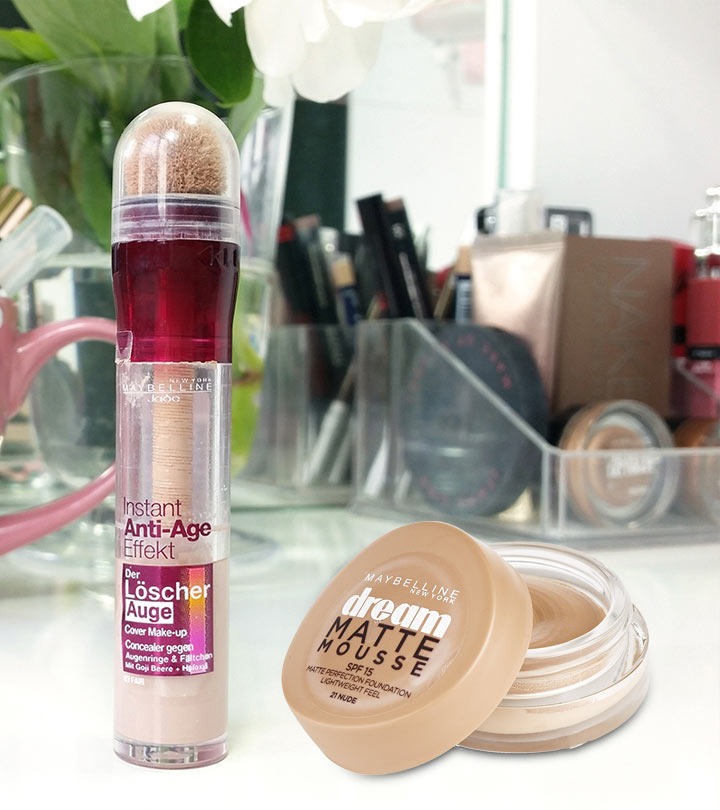 Best Maybelline Concealers - Our Top 10