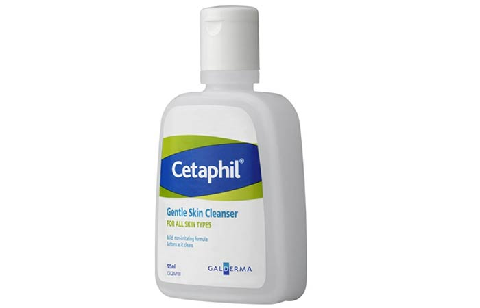 2. Cetaphil Gentle Skin Cleanser