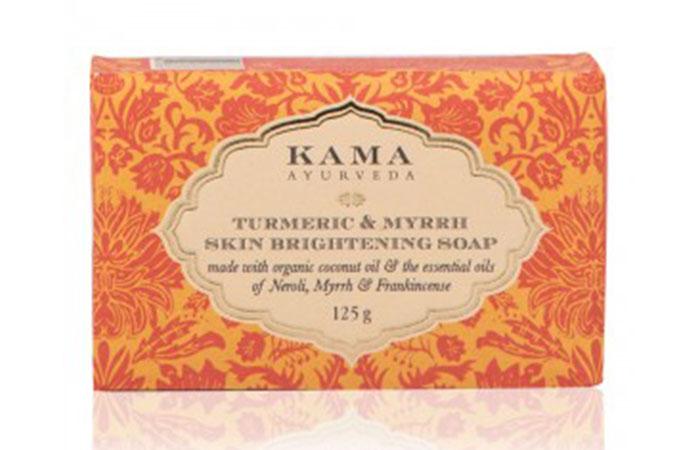 2. Kama Ayurveda Turmeric & Myrrh Skin