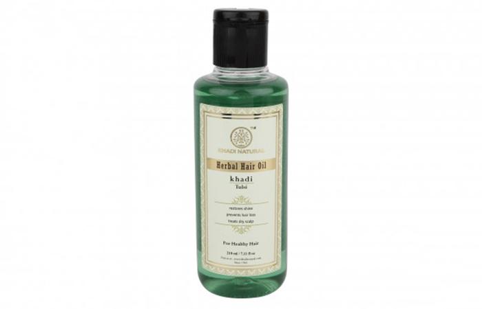 2.-Khadi-Tulsi-Hair-Oil