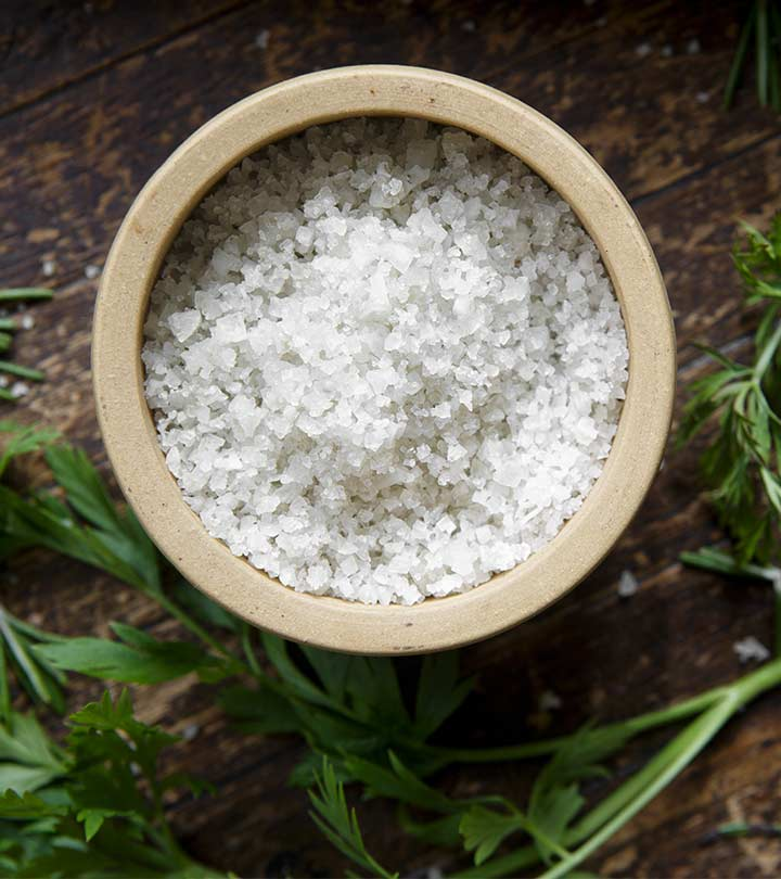 20 Spectacular Benefits Of Sea Salt