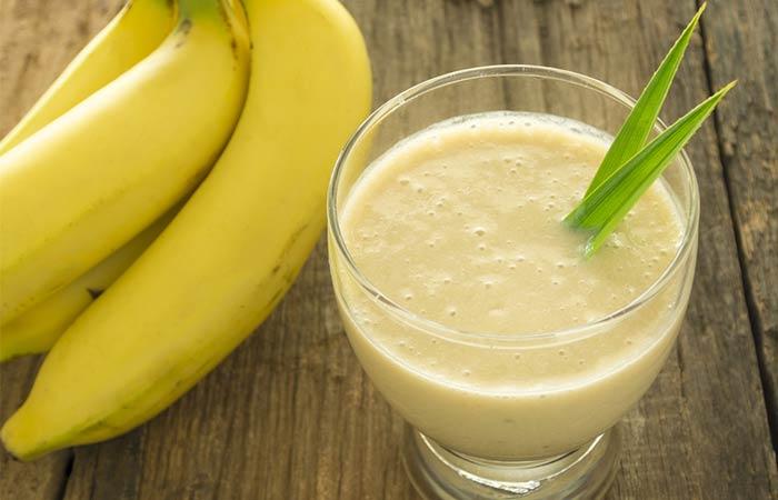 20. Banana Juice