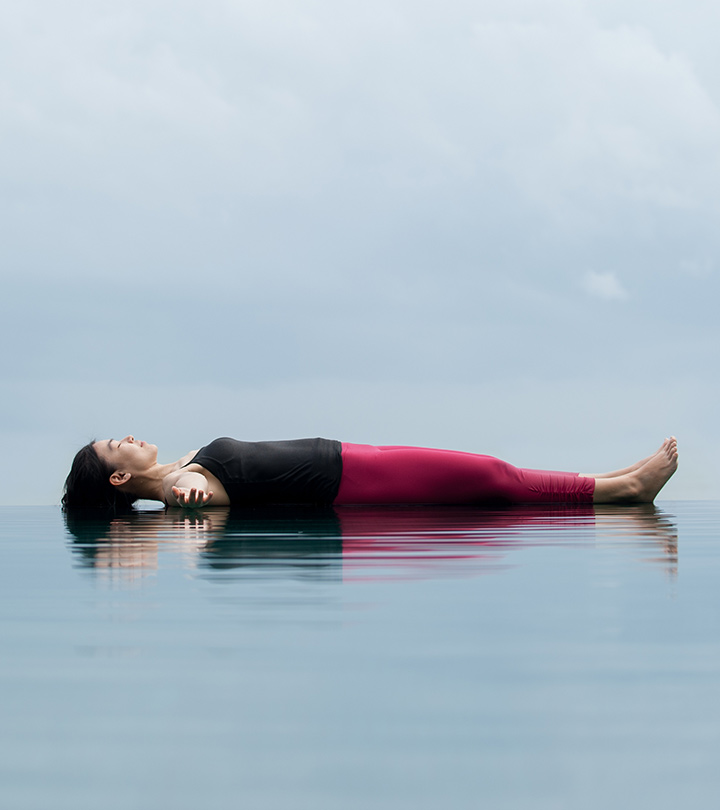 How To Do The Shavasana And What Are Its Benefits