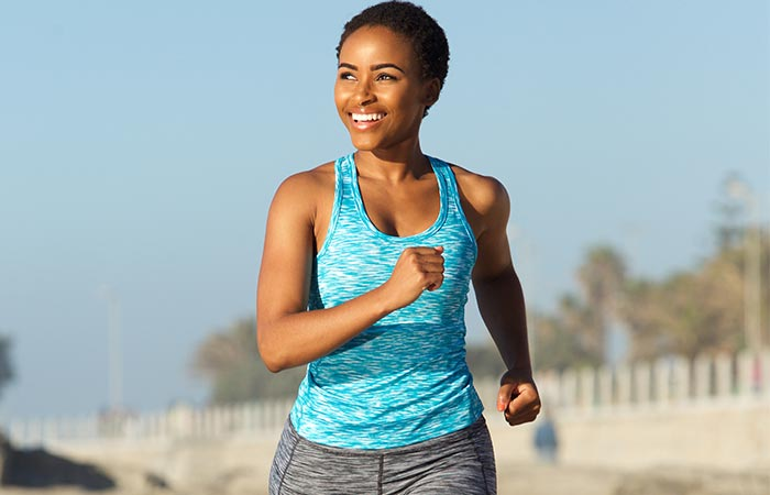 Benefits Of Running - Helps You Get A Good Dose Of Vitamin D