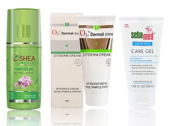 25 Best Anti-Acne And Anti-Pimple Creams Available In India – 2019