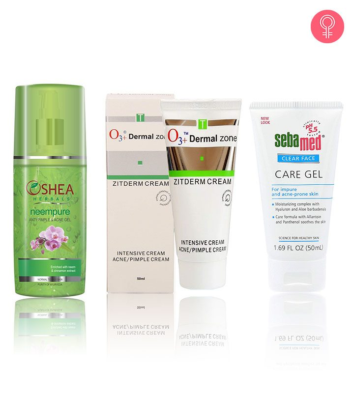 27 Best Anti-Acne And Anti-Pimple Creams Available In India – 2020