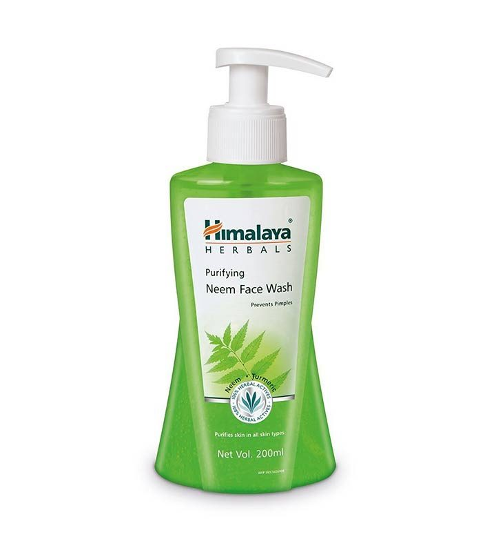 Best Himalaya Face Washes Available In India