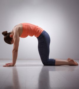 How To Do The Marjariasana And What Are Its Benefits