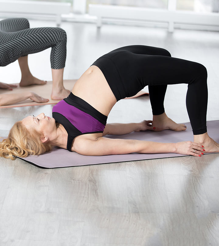 How To Do The Setu Bandhasana And What Are Its Benefits