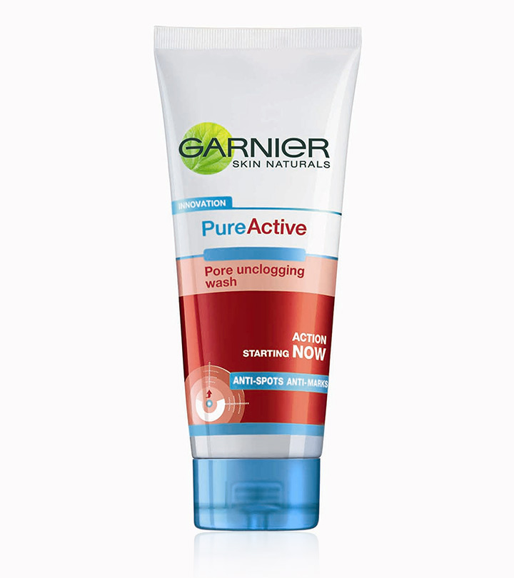 Best anti oil face wash