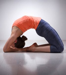 How To Do The Kapotasana And What Are Its Benefits