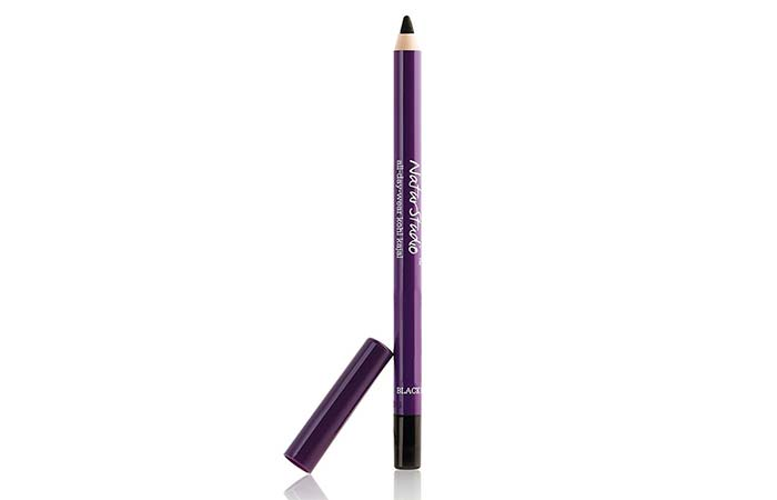 Best Kajals and Kohl Pencils in India - 3. Plum Natur Studio All-Day-Wear Kohl Kajal
