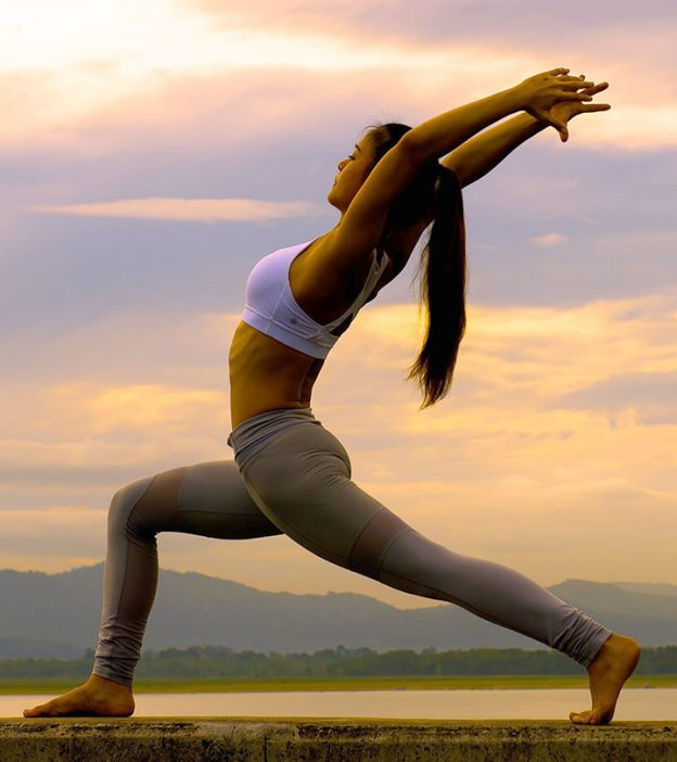 how does yoga traverse u squander weight