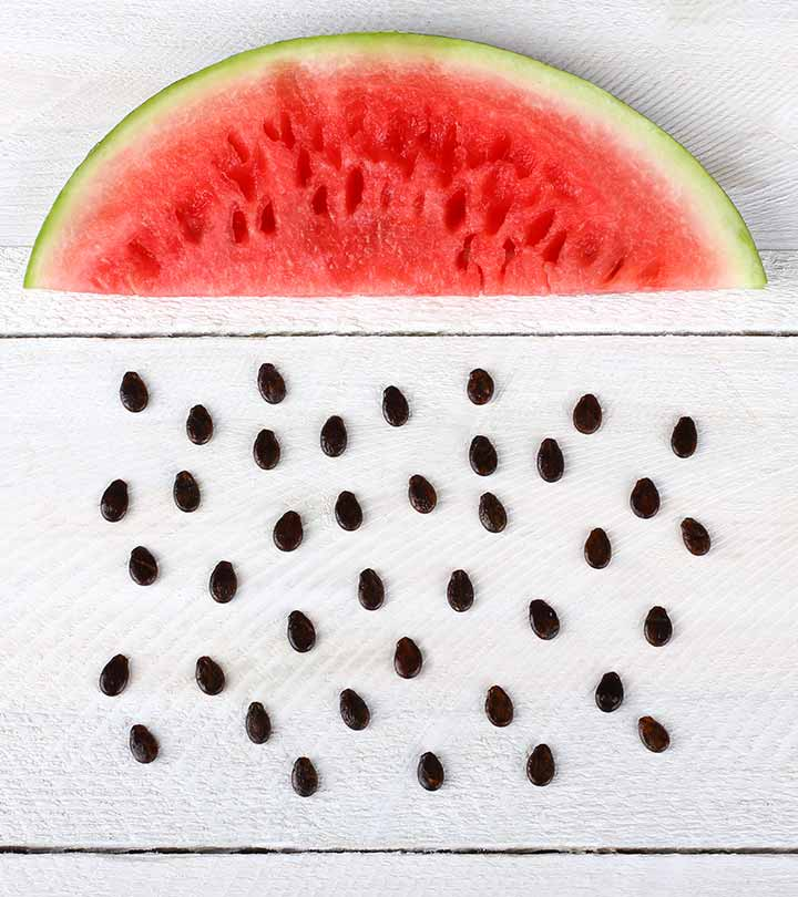 9 Best Benefits Of Watermelon Seeds For Skin Hair And Health