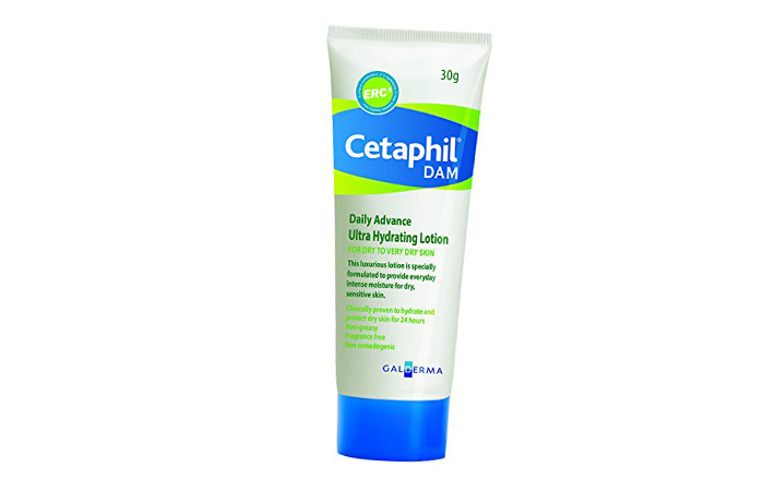 4. Cetaphil Daily Advance Ultra Hydrating Lotion