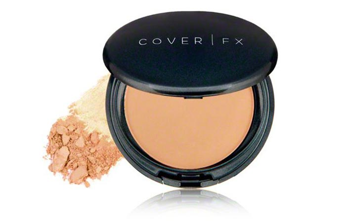Cover FX Pressed Mineral Foundation - Mineral Foundations