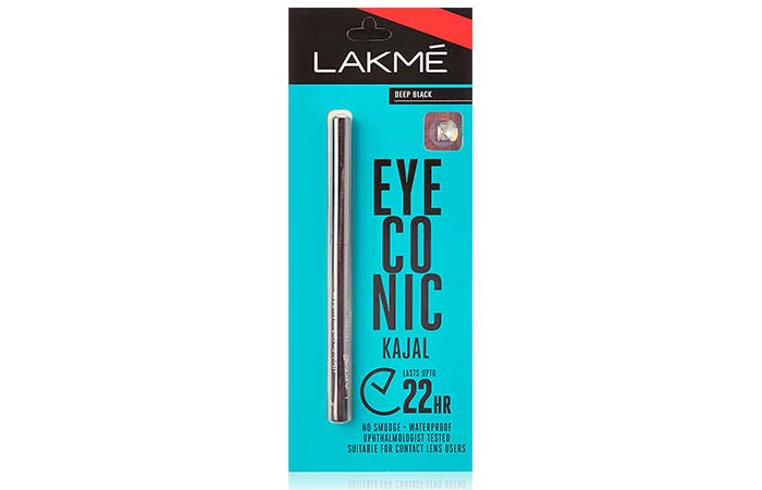 Best Kajals and Kohl Pencils in India - Lakme Eyeconic Kajal