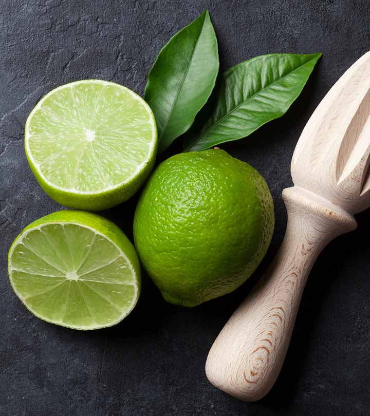 38 Benefits Of Lime For Skin, Hair, And Health