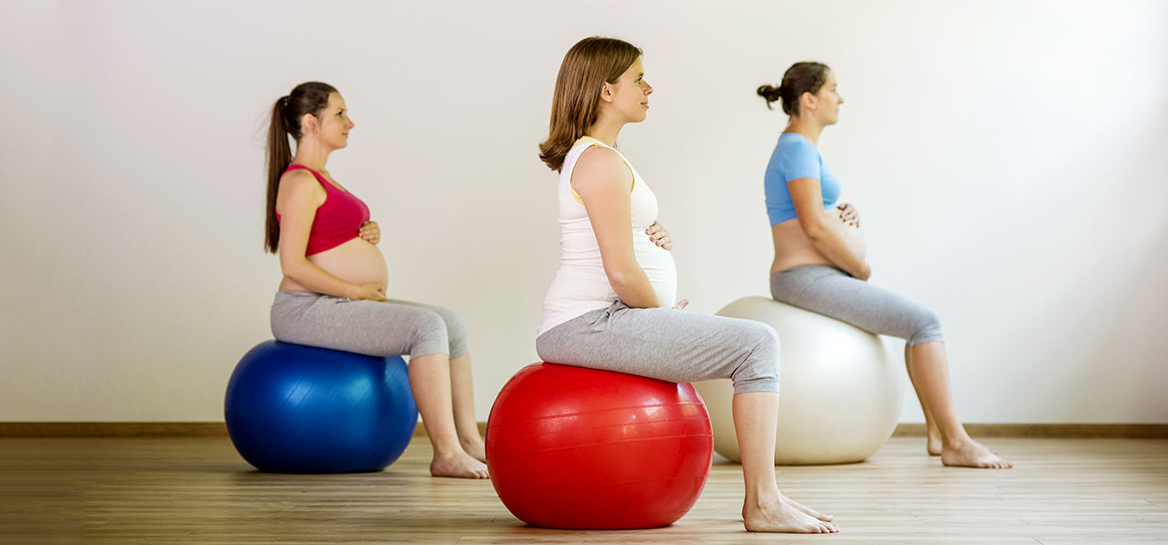 Maintain a balance of workouts during pregnancy