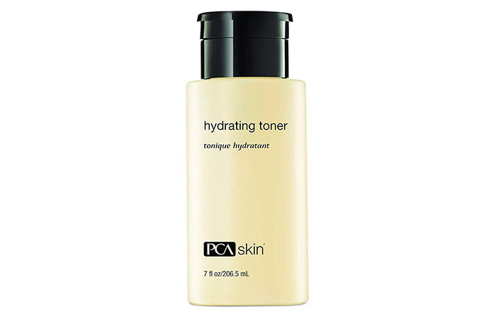 5. PCA увлажняющий тонер для кожи