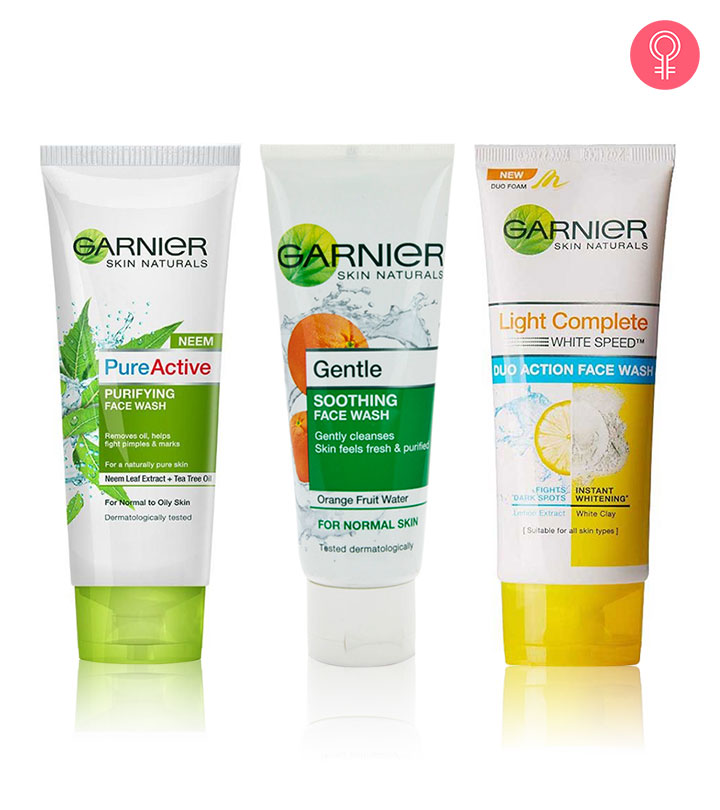 5 Best Garnier Face Washes To Try In 2020