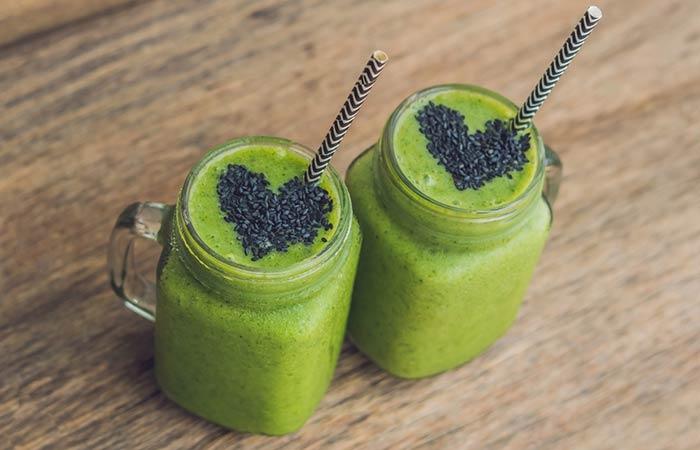 5. Cucumber Juice
