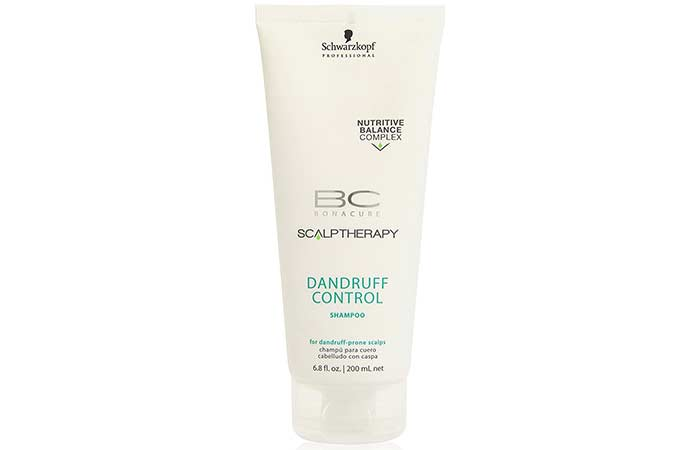 Scalp Shampoo - Schwarzkopf Bonacure Scalp Therapy Shampoo