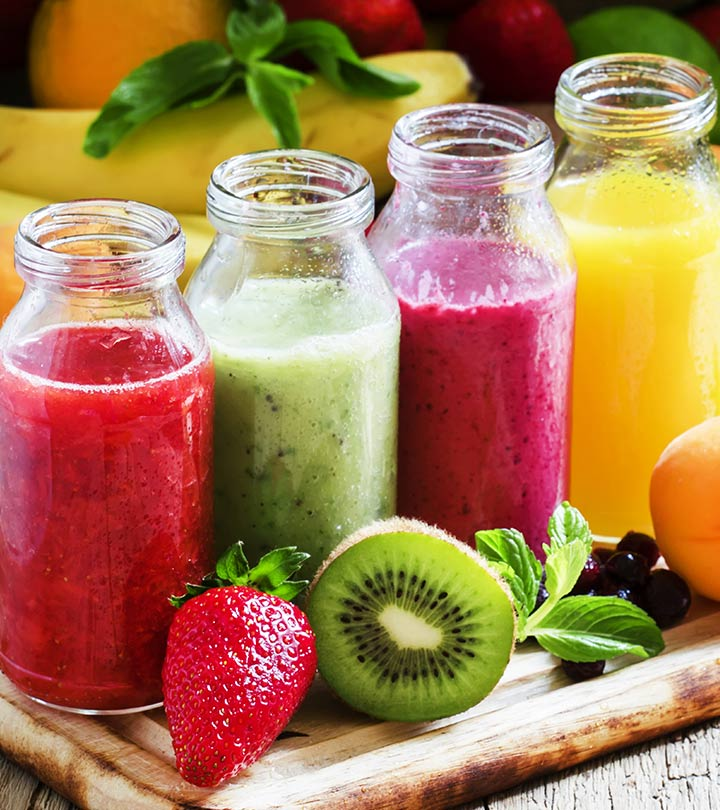 14 Yummy Juices You Should Try For Glowing Skin