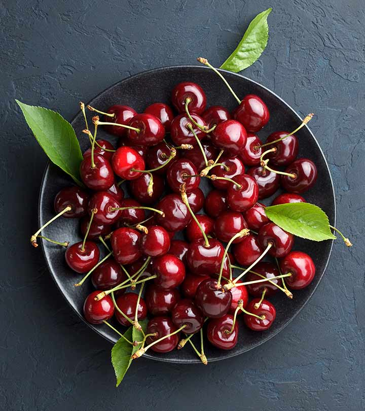 13 Best Benefits Of Black Cherries For Skin, Hair And Health