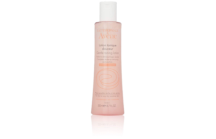 6. Avene Eau Thermale Gentle Toning Lotion