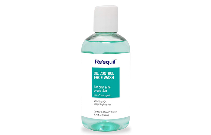 6. Re'Equil Oil Control Face Wash