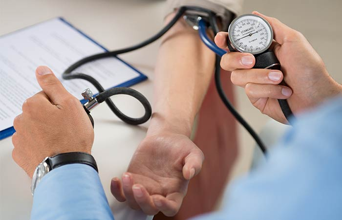 6. Regulate Your Blood Pressure