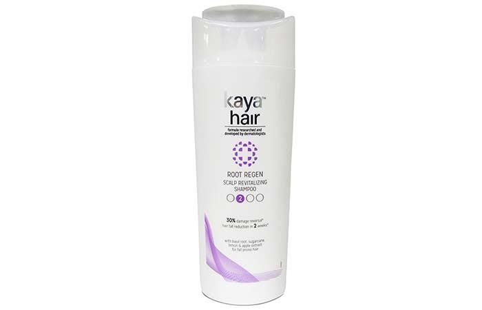 Scalp Shampoo - Kaya Skin Clinic Scalp Revitalizing Shampoo