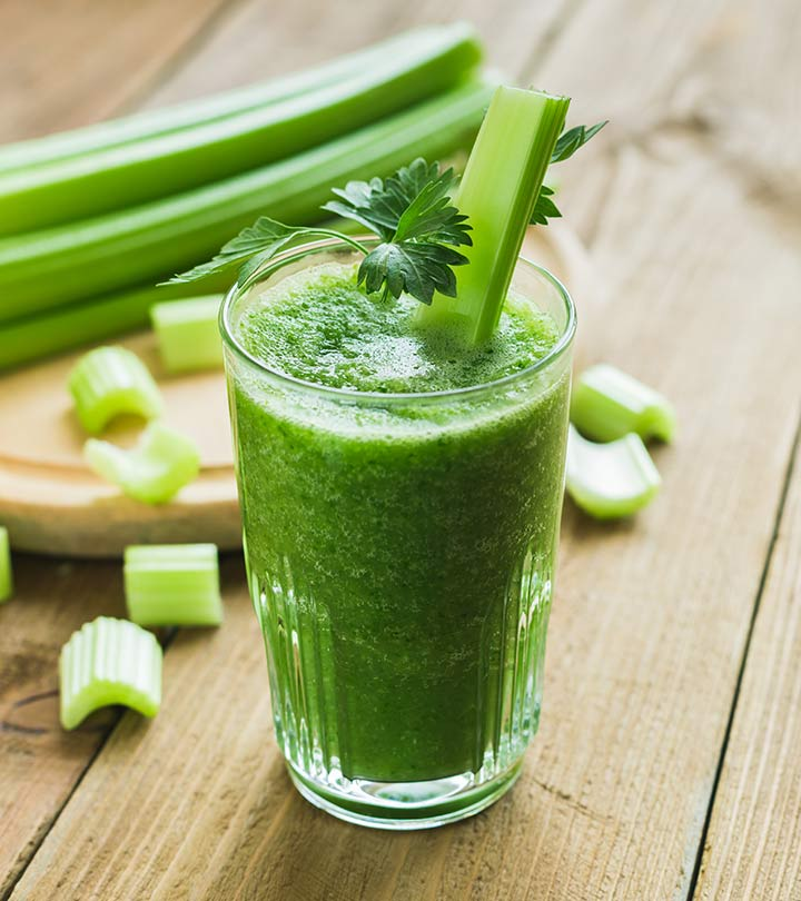 9 Super-Fascinating Reasons To Drink Celery Juice