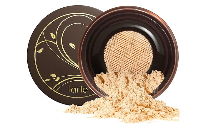 7. Tarte Amazonian Clay Full Coverage Airbrush Foundation