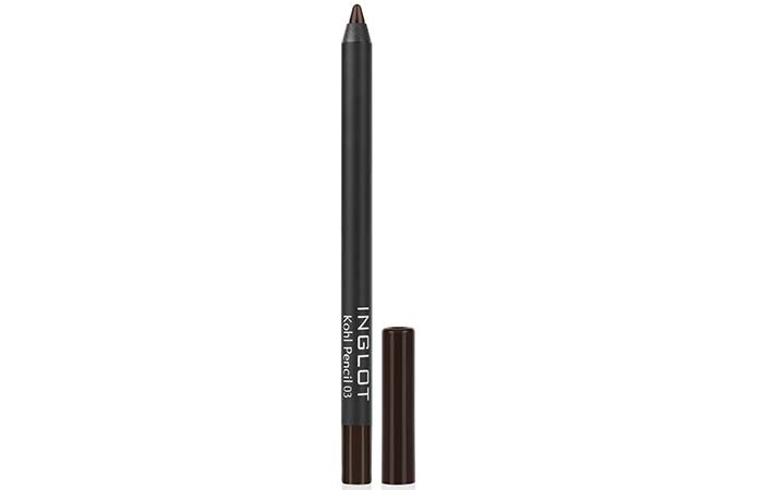 Best Kajals and Kohl Pencils in India - 8. Inglot Kohl Pencil