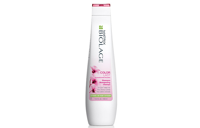 8. Matrix Biolage Color Last Shampoo