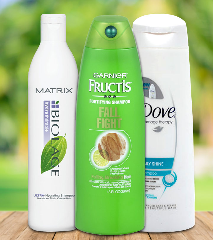 10 Best Shampoos For Thin Hair Updated For 2018