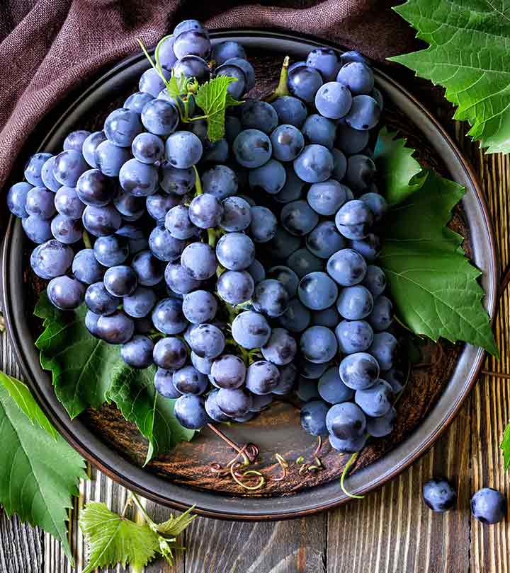 10 Best Benefits and Uses Of Black Grapes For Skin, Hair ...