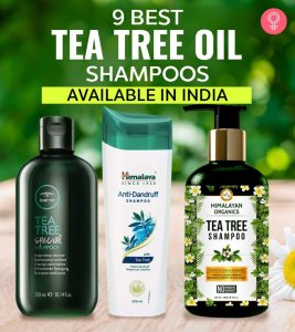 9 Best Tea Tree Oil Shampoos Available In India