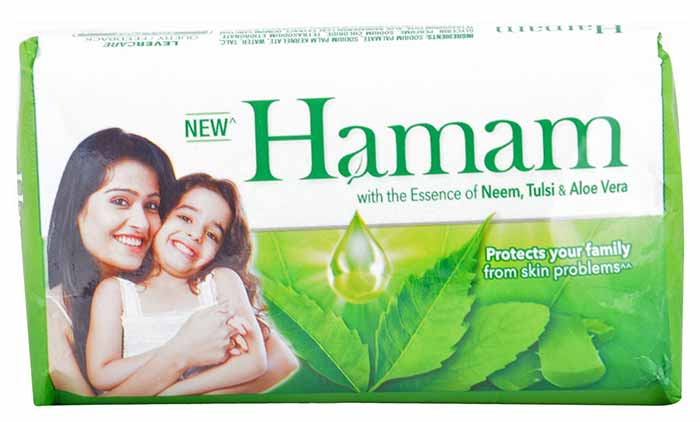 Best Ayurvedic Soaps - Hamam Tulsi And Aloe Vera Soap