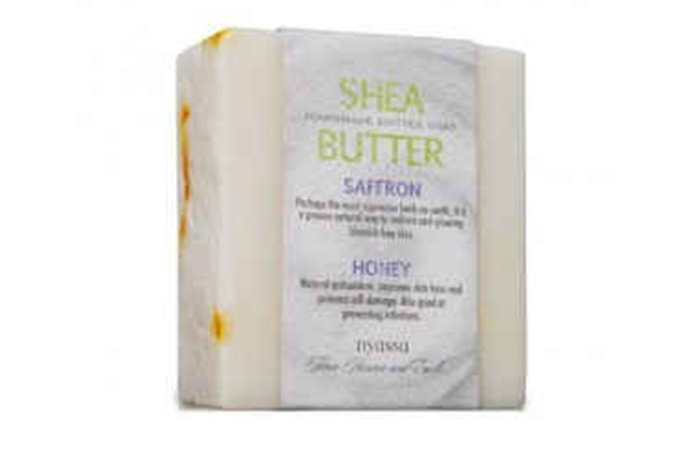 9. Nyassa Shea Butter Soap