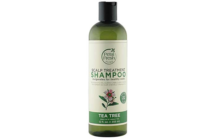 Scalp Shampoo - Petal Fresh Pure Scalp Treatment Shampoo