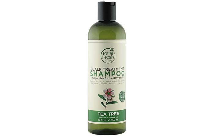 Scalp Shampoo - Petal Fresh Pure Scalp Treatment Shampoo