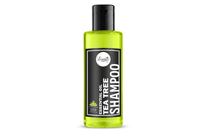 9Luster Tea Tree Essential Oil Shampoo